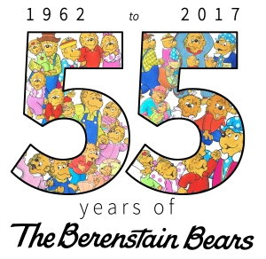 55 Years of the Berenstain Bears