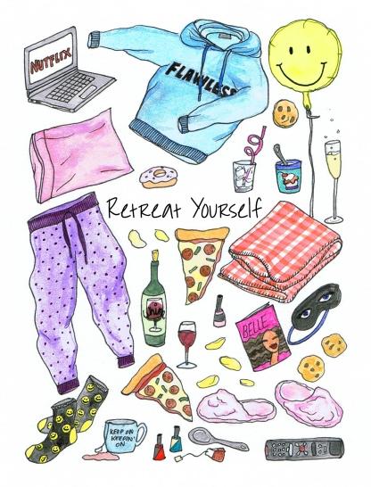 Retreat Yourself