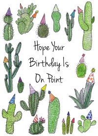 Hope your birthday is on point